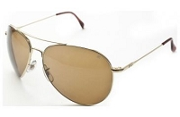 AO EYEWEAR - GENERAL 8-BASE SUNGLASSES w/ GOLD FRAME