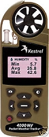 Kestrel 4000NV WIND SPEED