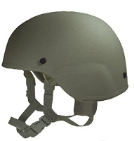 AS-202 MICH MILITARY Ballistic Helmet