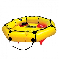 4 PERSON AERO COMPACT LIFERAFT