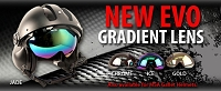 New Lenses for the EVO and MSA Gallet Helmets