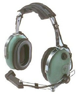 David Clark Headsets : H10-36 Helicopter