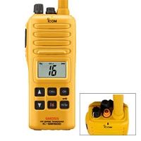 ICOM GM1600 Survival Craft Handheld VHF