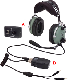 David Clark Headsets : H13-HXL Helicopter