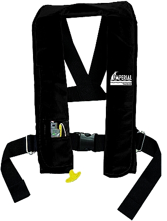 IMPERIAL OFFSHORE USCG APPROVED REVERE LIFE JACKET - MANUAL