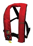 REVERE'S COMFORT MAX SERIES INFLATABLE AUTO LIFE VEST WITH HARNESS