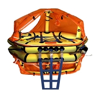 Winslow Life Raft - Soft Pack 10-15 Person ReversaSmart FA-AV (RVUL) Type 1 LIfe Raft