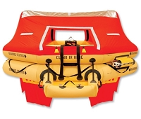 T14AS 14 Man VIP Series Life Raft PN: R1400-307