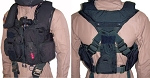 Tac Air G2 Survival Vest with Hoist Strap,  Harness (Vest Only)