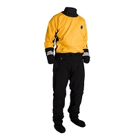 STATION USE SWIFT WATER RESCUE DRY SUIT WITH AJUSTABLE NECK SEAL