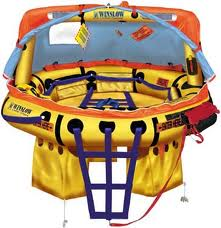 Winslow 6-9 FA-ST Type Two Life Raft