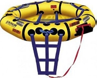 Winslow Life Raft -  4 Person Super-Light Rescue Raft