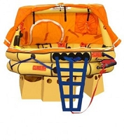 Winslow/Hard Pack 13-20 Person Ultra-Light FA-AV (SA) Type One LIfe Raft