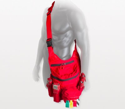 Rapid Response Kit- Rescue Task Force Edition- RED