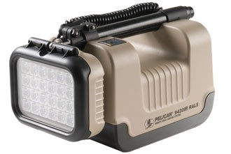 Pelican 9430IR Infrared Remote Area Lighting System
