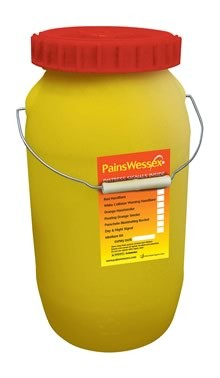 Pains Wessex Large Polybottle