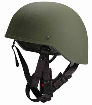 AS-400 Lightweight Assault Helmet for Special Forces