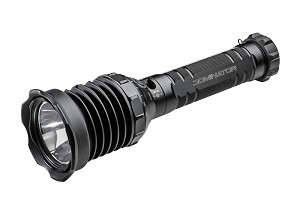 UDR Dominator Rechargeable Ultra-High Variable-Output LED Flashlight
